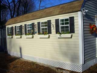 Kitty Cottage boarding kennel for cats in Franklin, Massachusetts